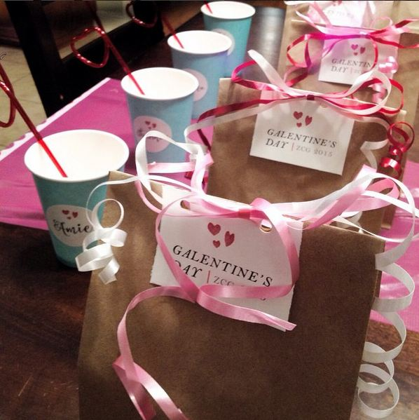 How To Throw A Galentine S Day Party Free Printable