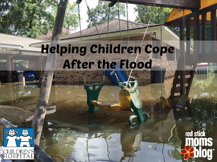Helping Children Cope After the Flood