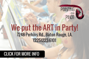 Painting Parties in Baton Rouge
