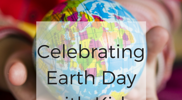 Celebrating Earth Day with Kids