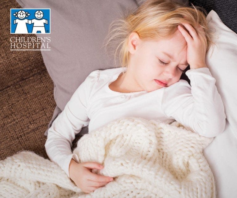 Kids Get Migraines Too :: Treatment and Prevention Tips from Children's Hospital