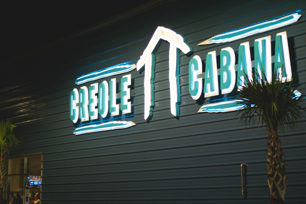creole cabana