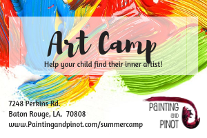 Art Camp Baton Rouge