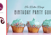best birthday parties in Baton Rouge
