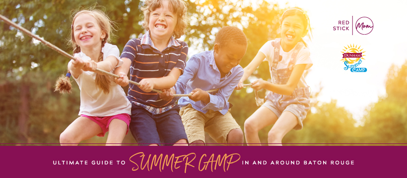Best camps in Baton Rouge
