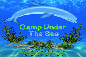 Under the sea themed camps in Baton Rouge