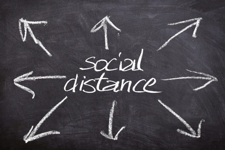 What Social Distancing Has Given Me