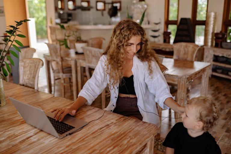 Raising My Son With a Virtual Village