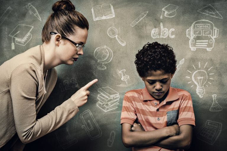 Are Teachers Harder on Boys Than Girls?