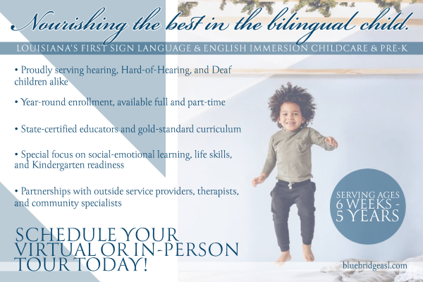 Baton Rouge language immersion pre-school and childcare center