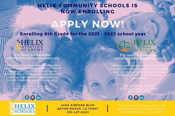 Community Schools in Baton Rouge