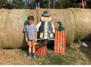 Hayrides and pumpkin patches Baton Rouge