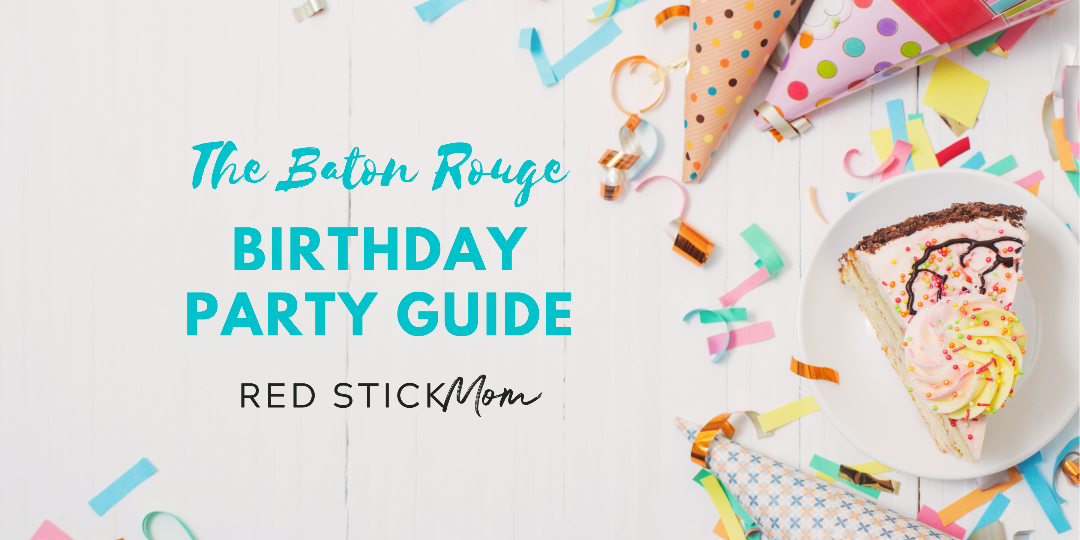 Where to host a birthday party in Baton Rouge?