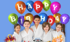 Baton Rouge Karate Birthday Party