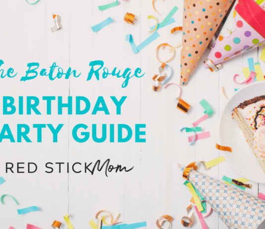 Where to host a party in Baton Rouge?