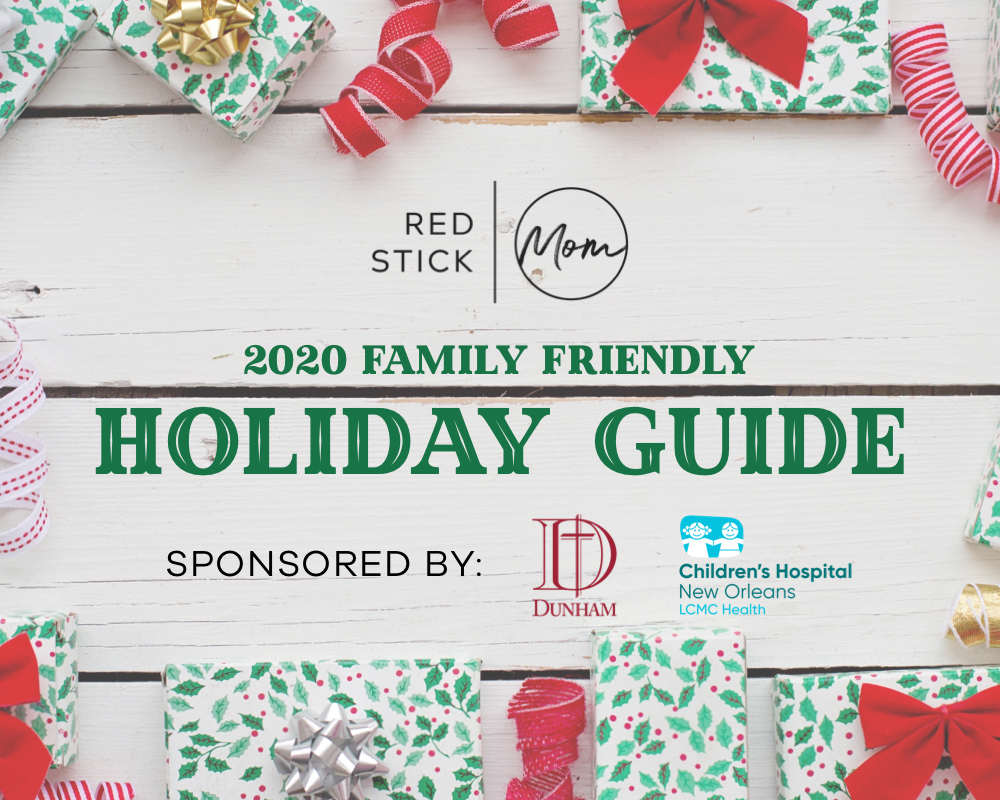 2020 Baton Rouge Family Friendly Holiday Events Guide
