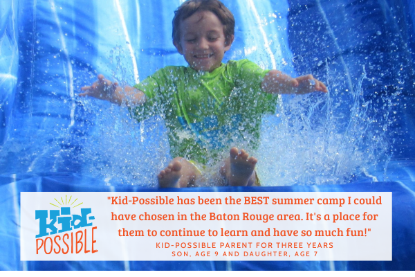 Budget friendly Baton Rouge Camps
