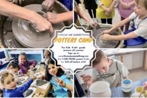 Pottery Camp in Baton Rouge 2021