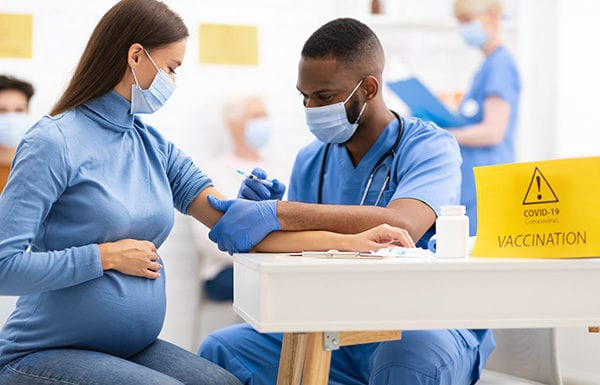 Can pregnant women get the COVID 19 vaccine?
