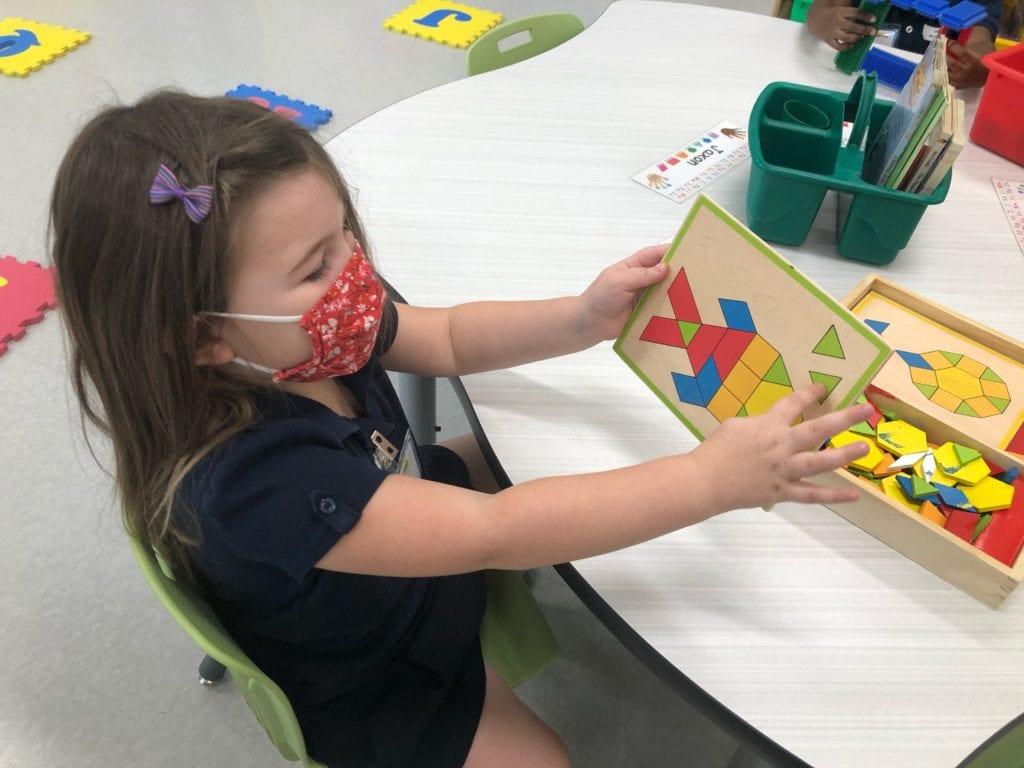 Let's Get Ready For Kindergarten: EBR Schools' Pre-K Programs Set the Stage for Success