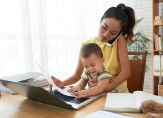 How to avoid burning out as a mom