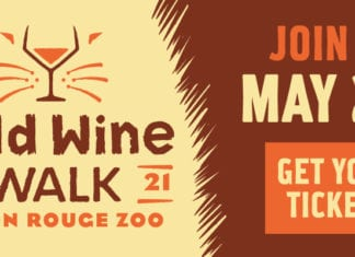It's Going to be a WILDLY Good Time : Get Your Tickets for the Wild Wine Walk Now!