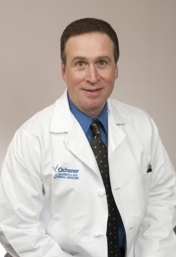 Dr. Christopher Guarisco