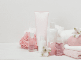bathroom luxury items