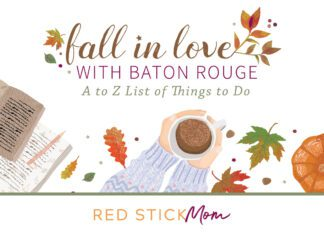 Fall Family Activities in Baton Rouge