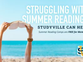 Summer Reading Assignments? Done. {Thank You, Studyville!}