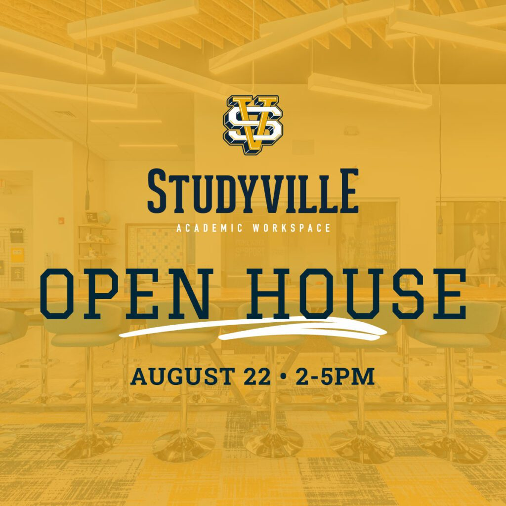 Join Studyville for A Back to School Open House!