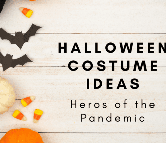 Halloween Costume Ideas: Heroes of the Pandemic