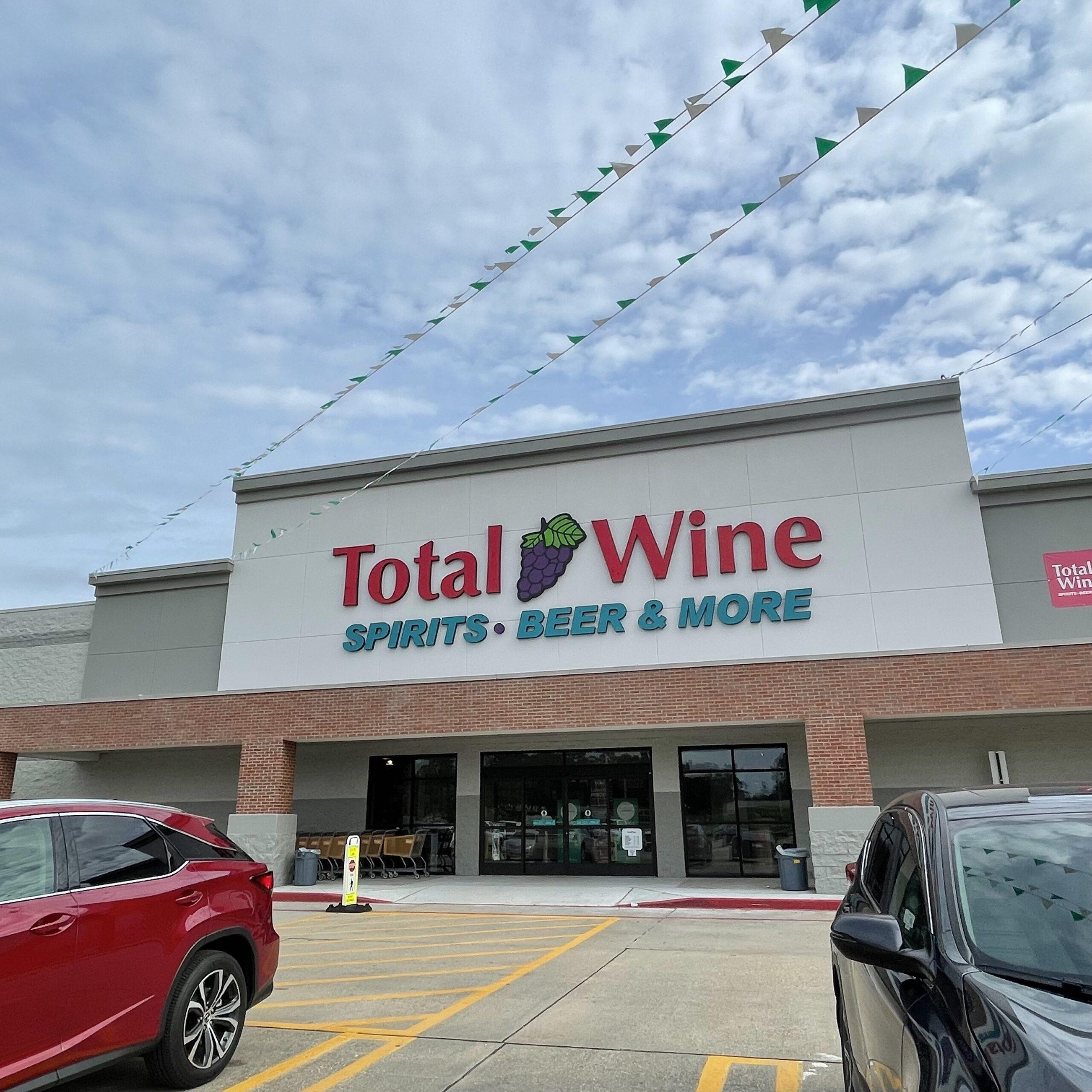 Baton Rouge Total Wine